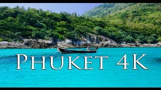 Phuket Thailand  City pictures : THREE DAYS OF PHUKET THAILAND in 4K! | Adventure of a LIFETIME!