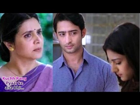 Kuch Rang Pyaar Ke Aise Bhi | 25th July 2016 EPISO