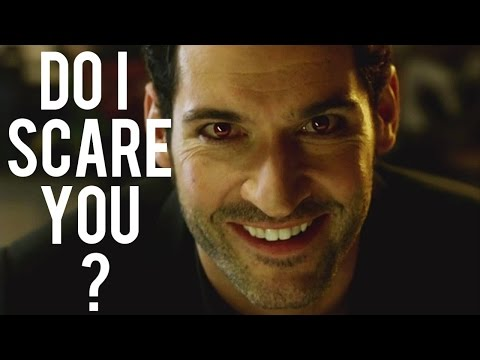 Lucifer ::: do I scare you? (видео)