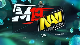 M19 vs NV - Неделя 4 День 1 / LCL