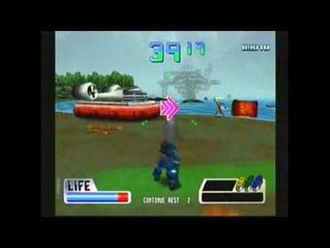 Charge'N Blast Dreamcast