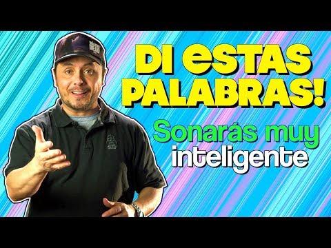 Frases inteligentes - 9 Palabras en Inglés que te harán SONAR más Inteligente!