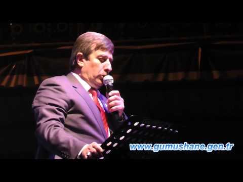 Gümüşhane'de 'Bir Millet Uyanıyor' Konseri