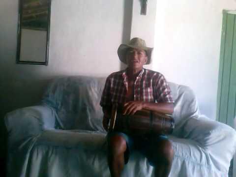 Ciríaco do samba faz música em homenagem a domingo Montagner