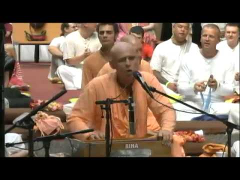 kirtan - Kirtan Mela in Germany HH Kadamba Kanana Swami Day 1.