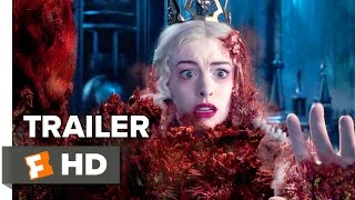 Nonton Alice Through The Looking Glass Official Trailer  2  2016    Mia Wasikowska  Johnny Depp Movie Hd Film Subtitle Indonesia Streaming Movie Download