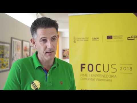 Entrevista José Vicente Laguna en Focus Pyme y Emprendimiento Horta Nord[;;;][;;;]