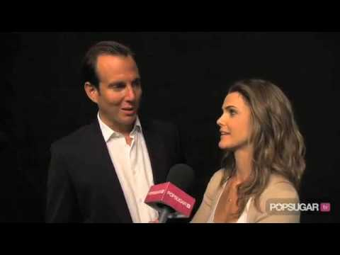 Will Arnett & Keri Russell Show Off Their Running Wilde Chemistry