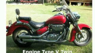 1. [techracers] 2005 Suzuki Boulevard C50 - Specs and Features
