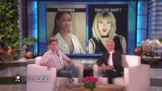 """Video Niall horan picking selena gomez over Demi lovato & Demi moore in """"who would you rather"""" MP3, 3GP, MP4, WEBM, AVI, FLV Juni 2018"""