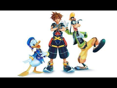 Kingdom Hearts 3 Trailer (HD)