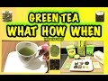 Fast Weight Loss With Green Tea  Green Tea For Weight Loss  Weight Loss Tea Recipe