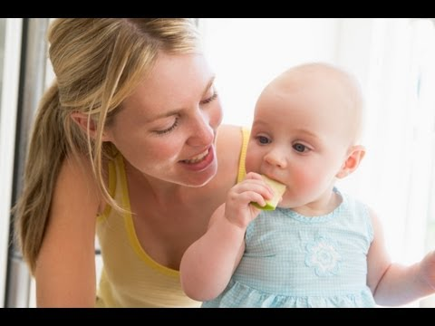 Baby knows best! Study shows baby-led weaning promotes healthy food preferences.