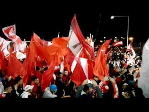 La hinchada antes del partido con Barcelona | Copa Libertadores 2017 - Los Leales - Estudiantes de La Plata