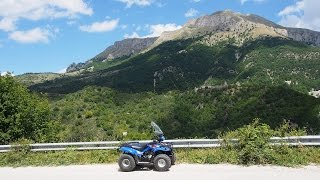 Abruzzo Italy - Aug 2014