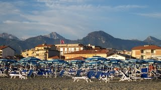 Lido di Camaiore Italy  City new picture : Lido di Camaiore, Province of Lucca, Tuscany, Italy [HD] (videoturysta)
