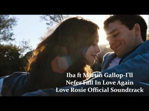Tekst piosenki Iba  - I'll Never Fall In Love Again  feat. Martin Gallop po polsku
