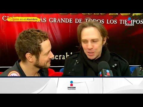 ¡El musical de 'Los Miserables' llega a México! | Sale el Sol