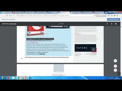 Software Giveaway Abelssoft ScreenVideo (Lifetime License) | till 11 Nov 18 | Check Description