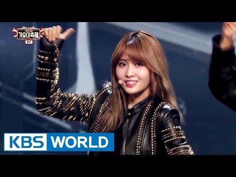 Seulgi & SinB & Momo & Youjung & Chungha - Be Mine [2016 KBS Song Festival / 2017.01.01] (видео)