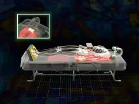Funktionsweise der Jade-Thermal-Massageliege DWZ-7000