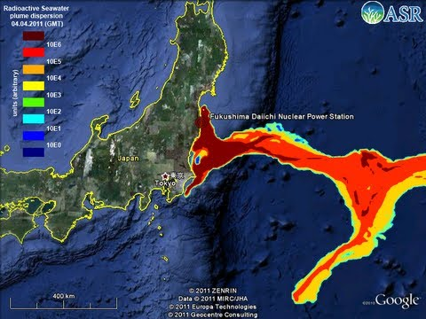 Fukushima - Japan's Nuclear Regulation Authority said last week it feared the disaster was