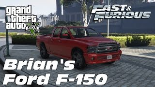 Nonton 1999 Ford F-150 SVT Lightning - Brian's Auto (The Fast and the Furious) Film Subtitle Indonesia Streaming Movie Download