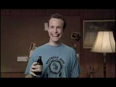 SAXBYS GINGER BEER CINEMA COMMERCIAL