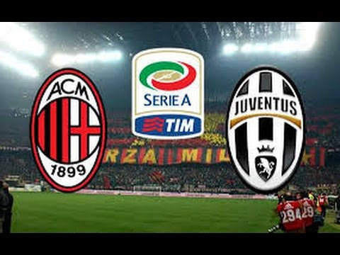 CALCIO    LEAGUE   2005 2006   Milan   Vs  Juventus
