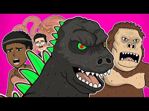 King Kong Vs Godzilla The Musical