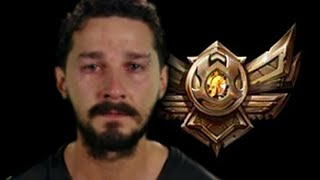 Shia LaBeouf is demoted to BRONZE V [League of Legends], công phượng, u23 việt nam, vleague