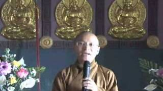 Mười bốn điều Phật dạy 3B - điều 9-12: Tuyệt vọng...- Thích Nhật Từ