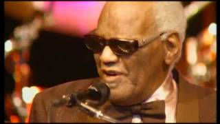 Ray Charles -  Hallelujah I Love Her So - Olympia 2000 - YouTube