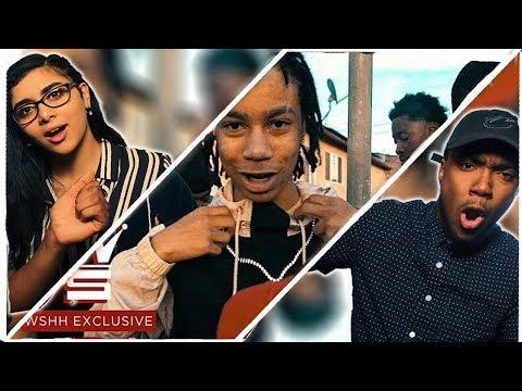 "YBN Nahmir ""Popped Up"" Feat. SOB x RBE Lul G (WSHH Official Video) | Famous dex Diss? Reaction"