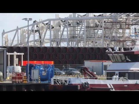 Με καθυστέρηση ενός έτους η συνέχιση της κατασκευής του Nord Stream 2…