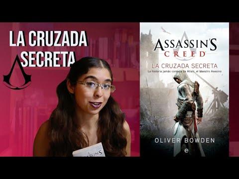 Assassin's Creed: La Cruzada Secreta- Oliver Bowden (Reseña Booktuber)