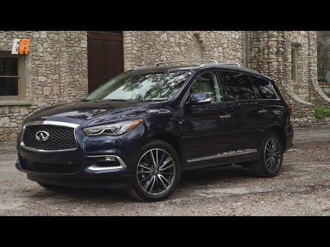 2016 Infiniti QX60 First Drive Review