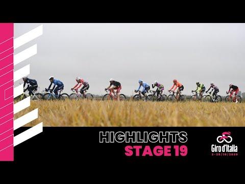 Giro d'Italia 2020 | Stage 19 | Highlights