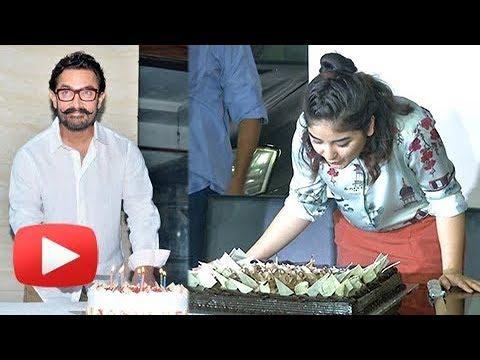 Zaira Wasim Celebrates Her Birthday With Media Lik