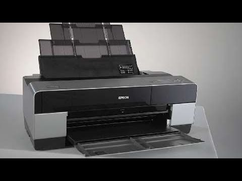 how to turn epson driver color management on