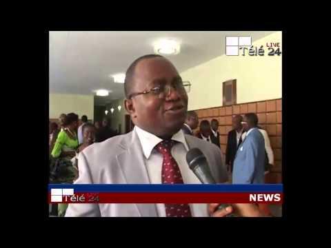 TÉLÉ 24 LIVE: Trouble au parlement, motion de censure contre Matata, un coup d'épée dans l'eau