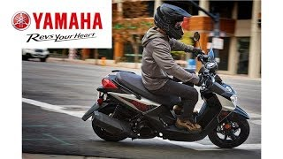7. MOTORCYCLE, 2016-2018 YAMAHA ZUMA 125!