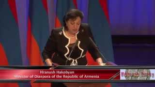 VOA TVNY, The 5th Armenia Diaspora Forum
