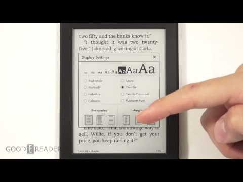 Amazon Kindle Paperwhite 3 2015 Review