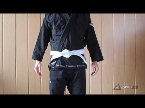 Comment attacher sa ceinture de Jujitsu Brésilien