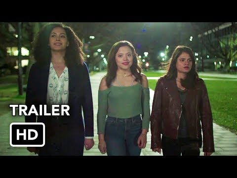 "Charmed (The CW) ""Powerful Trio"" Trailer HD - 2018 Reboot"