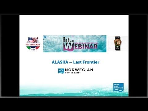 Video  ALASKA: Sorprendenti crociere da 5 a 14 notti