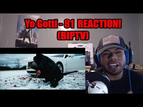 Yo Gotti - 81 REACTION (BIP)