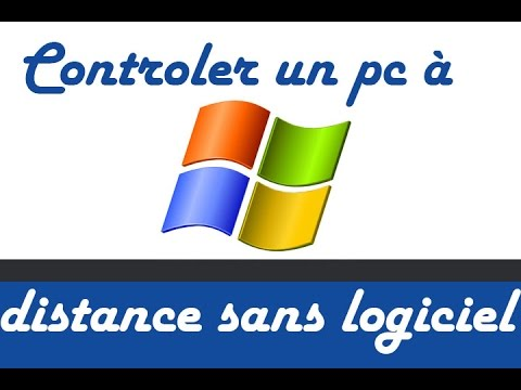 comment prendre en main un pc a distance