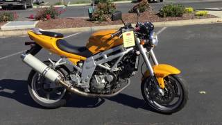 7. Contra Costa Powersports-Used 2007 Hyosung Comet 650 V-twin sport motorcycle